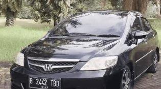 Spesifikasi Honda City i-DSI CVT 2008 : Tampilan Sporty Dengan Ruang Akomodasi Banyak