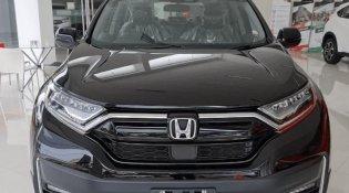 Spesifikasi Mobil Honda CR-V Turbo Prestige 2021 : Trim Tertinggi Dengan Fitur Dan Teknologi Mumpuni
