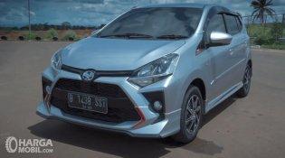 Spesifikasi Toyota Agya 1.2 G AT TRD Facelift 2020 : Banyak Kelebihan Penunjang Kenyamanan