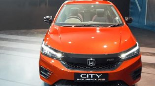 Spesifikasi Honda City Hatchback RS 2021 : Penerus Honda Jazz Banyak Keunggulan