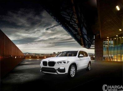 Daftar Harga BMW X3 2019: SAV Urban BMW Kini Semakin Terjangkau