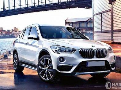 Daftar Harga BMW X1 2019 : Mobil SUV Tangguh Dengan Bagasi Luas