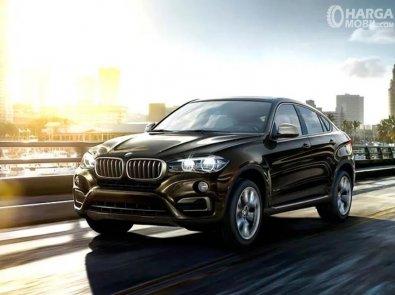 Daftar Harga BMW X6 : Mobil Premium Tangguh Dengan Desain Tangguh Dan Berotot