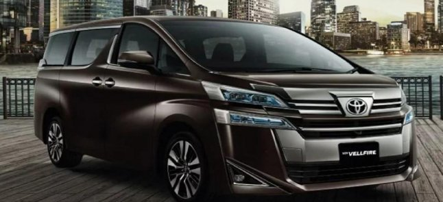 Review Toyota Vellfire 2018