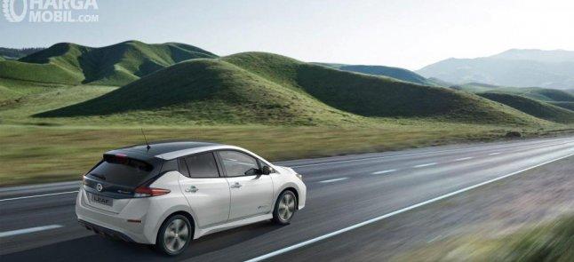 Review Nissan LEAF 2019