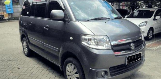 Review Suzuki APV 2016: Mobil 8 Penumpang Dengan Mesin Yang Mumpuni