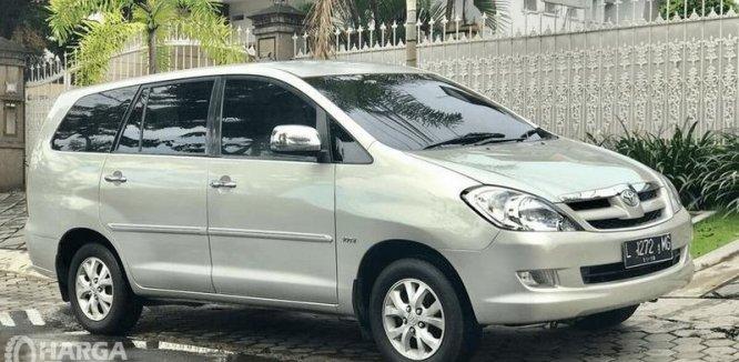 Review Toyota Kijang Innova 2004: Mobil MPV Legendaris Masih Banyak Dicari