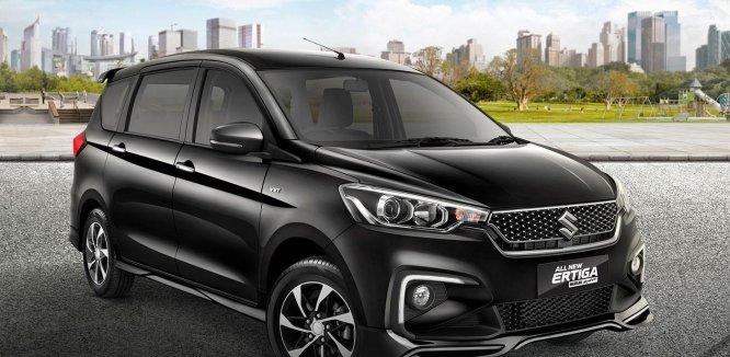 Review All New Ertiga Suzuki Sport 2019 : Mobil Keluarga Yang Dengan Tampilan Sporty