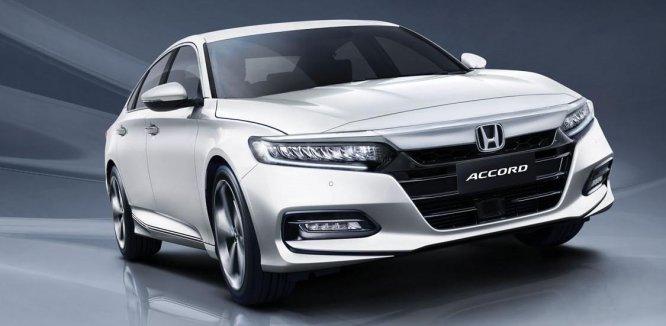 Review All New Honda Accord 2019 : Untuk Sensasi Berkendara Revolusioner