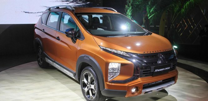Review Mitsubishi Xpander Cross Premium Package 2019