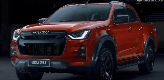 Review Isuzu D-Max V-Cross 2020: Tampilan Lebih Gagah Dan Performa Lebih Mumpuni