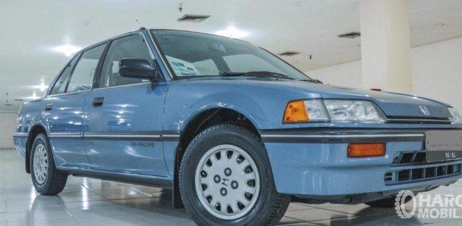 Review Honda Civic LX 1989: Mobil Sedan Klasik Masih Dicari Sampai Saat Ini
