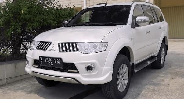 Review Mitsubishi Pajero Sport Exceed Limited 2013 : Mobil SUV Tangguh Siap Melintasi Segala Medan