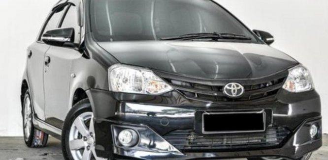 Review Mobil Toyota Etios Valco G 2013 : Handling Baik Dengan Kabin Yang Lega