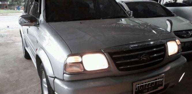 Spesifikasi Mobil Suzuki Grand Escudo XL-7 2003: Mesin Halus Desain Sporty