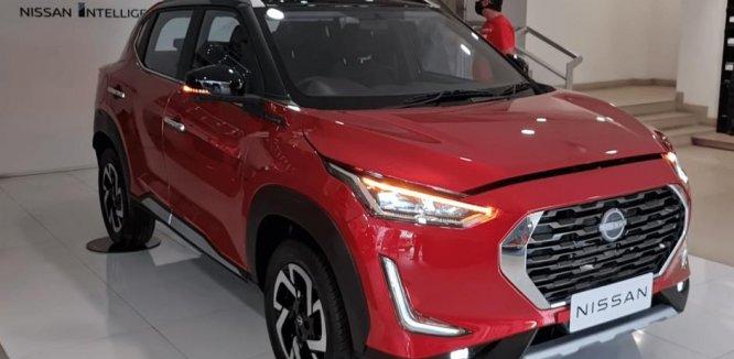 Spesifikasi Mobil Nissan Magnite Premium CVT 2020: Pertama Di Kelasnya Pakai Mesin Turbo