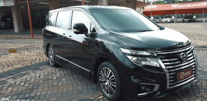 Spesifikasi Mobil Nissan Elgrand Highway Star 2.5L 2014 : Mobil Minivan Mewah Harga Terjangkau
