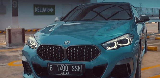 Spesifikasi BMW M235i Gran Coupe 2021: Mobil Sedan Coupe Nyaman Fitur Lengkap