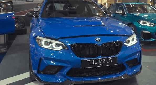 Spesifikasi Mobil BMW M2 CS 2020 : Performa Gahar Tapi Unit Terbatas