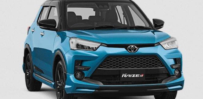 Spesifikasi Toyota Raize GR Sport CVT TSS 2021 : Mobil Mesin Kecil Dengan Turbo