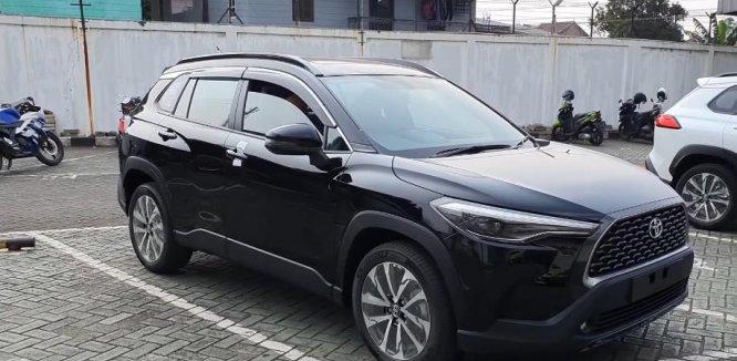 Spesifikasi Toyota Corolla Cross 1.8 Gasoline 2021 : Desain Menawan Dengan Fitur Mumpuni